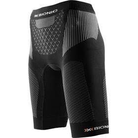X-Bionic TWYCE Running Pant Short Women Black/Anthracite